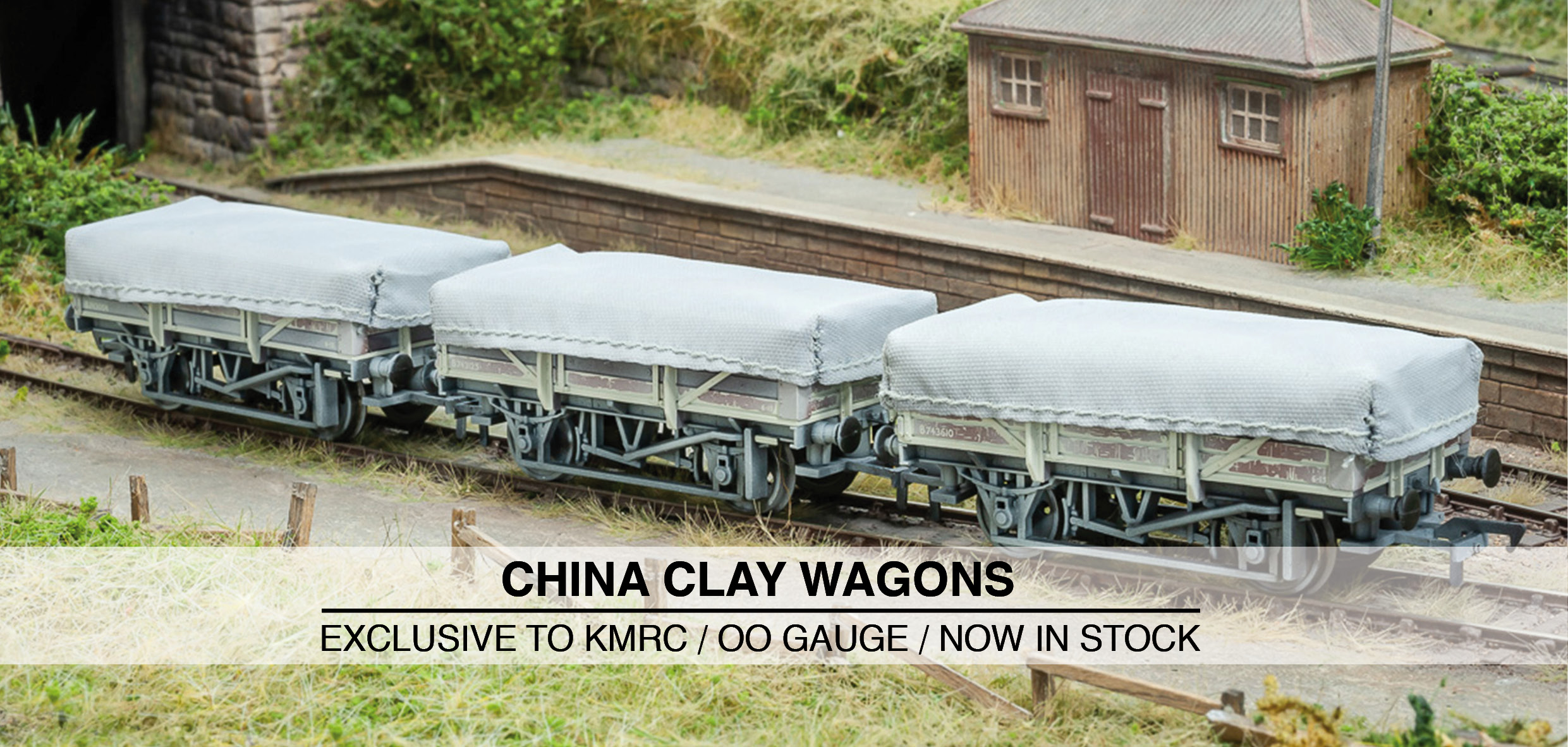 China Clay Wagon Image