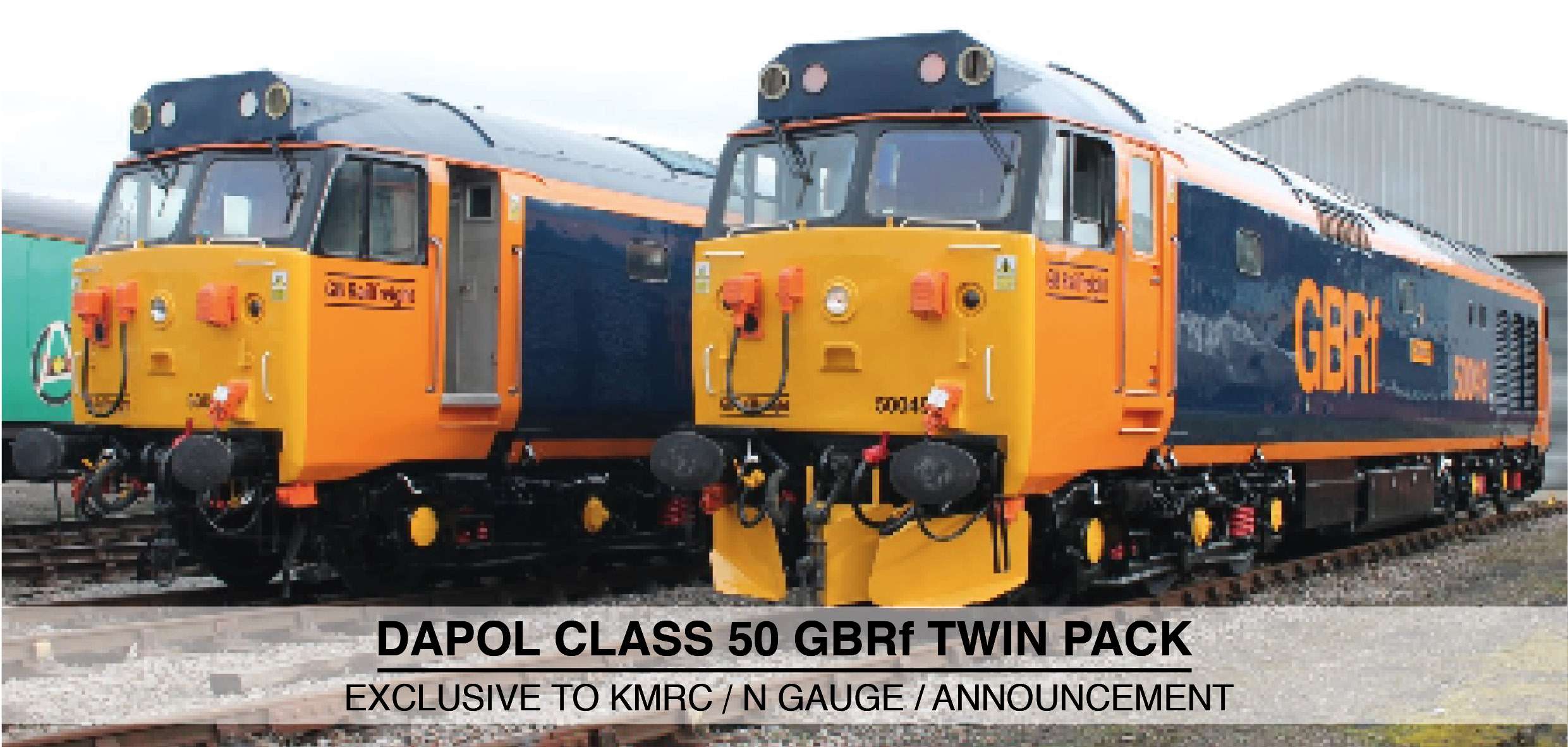 Class 50 Announcement Image