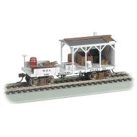 16402 Bachmann Old-Time Blacksmith Car Western & Atlantic