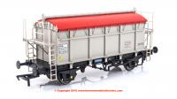 SB007B PRA 38 Tonne glw Covered Box Wagon number RLS6314 in grey livery