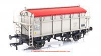 SB007C PRA 38 Tonne glw Covered Box Wagon number RLS6315 in grey livery