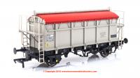 SB007D PRA 38 Tonne glw Covered Box Wagon number RLS6316 in grey livery