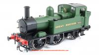 7S-006-001 Dapol 48xx Class Steam Locomotive number 4800 in Great Western Green livery - auto-fitted