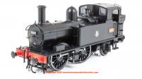 7S-006-052 Dapol 58xx Class Steam Locomotive number 5819 in BR Black livery with early emblem