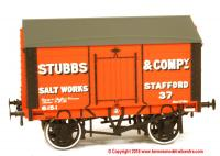7F-018-002 Dapol Salt Van Stubbs & Co 37