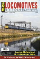 Magazine - Modern Locomotives Illustrated 228 - London Midland and North West area EMUs