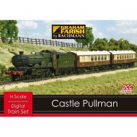 370-160 Graham Farish Castle Pullman Set Digital Sound