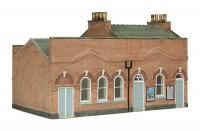 44-0066 Bachmann Scenecraft March Station Ticket Office