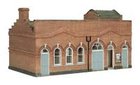 44-0067 Bachmann Scenecraft March Station Facilities and Stores
