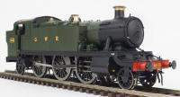 6101 Heljan 61xx GWR Large Prairie Steam Locomotive number 6106