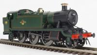 6104 Heljan 61xx GWR Large Prairie Steam Locomotive number 6132
