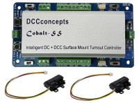 DCP-CBSS-2 DCC Concepts Cobalt SS Surface Mount Point Motor - Pack of 2