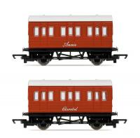 R9293 Hornby Annie and Clarabel Coach Pack