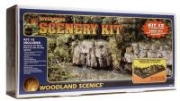 S1488 Woodland Scenics River Pass Scenery Kit