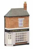42-245 Graham Farish Scenecraft Low Relief Corner Chemists