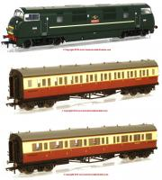 K9603 Warship WR Coach Pack Special Offer