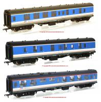K9611 Bachmann NSE Mk1 Coach Pack Special Offer