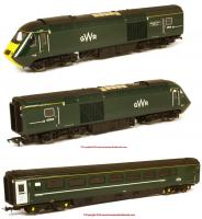 K9974 Hornby GWR Green HST 125 Train Pack - Era 11