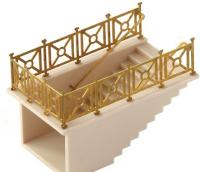 NB-7 Peco Lineside Kit Subway Staircase (Pack of 2)