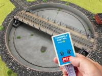 PL-55 Peco Turntable Motor