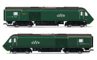 R3685 Hornby GWR Green HST 125 Train Pack