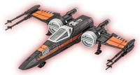 06750 Revell Star Wars VII The Force Awakens Poe's Wing Fighter Model Kit