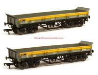SB006Y YCV Turbot Bogie Ballast Wagon Civil Engineers Dutch Bulk Pack