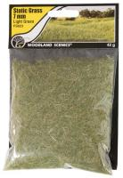 FS623 Woodland Scenics 7mm Static Grass Light Green