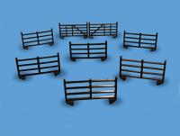 5085 Model Scene Fences & Gates (16)