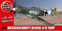 A05122A Airfix Messerschmitt Bf109E Tropical