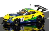 C3721A Scalextric Special Edition BMW Z4 GT3 Blancpain Series Brands Hatch 2015