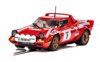 C3930 Scalextric Lancia Stratos Tour De Course Rally Winner 1975 Bernard Daniche