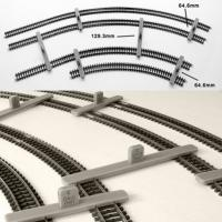 PT-HO-MK Proses Parallel Track Tools Set for Marklin K-Track