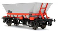 7F-048-001 Dapol MGR HAA Coal Wagon (Red Cradle) 350274