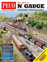 PM-204 Peco Your Guide to Modelling N Gauge