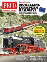 PM-205 Peco Your Guide to Modelling European Railways