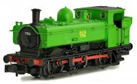 2S-007-019 Dapol 8750 Pannier Tank number 7754 in NCB Green livery