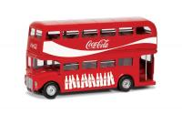 A world-renowned brand presented on a world-renowned bus, a refreshing match made in heaven!
