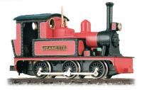 GL-1 Peco Great Little Trains 0-6-0 or 0-4-0 Saddle Tank, 'Jeanette'