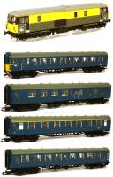 K9988 Bachmann Premier Charter 4-TC and Dapol Class 73 Pack