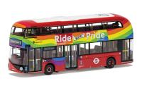 OM46618B Corgi New Routemaster Bus - 15 Trafalgar Square Stagecoach