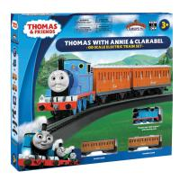 <p>Recreate your own Thomas the Tank Engine&trade; adventures with the range of 00 gauge Thomas &amp; Friends&trade; engines, carriages, wagons and train sets including all of your favourite characters from the iconic books and TV series.</p>